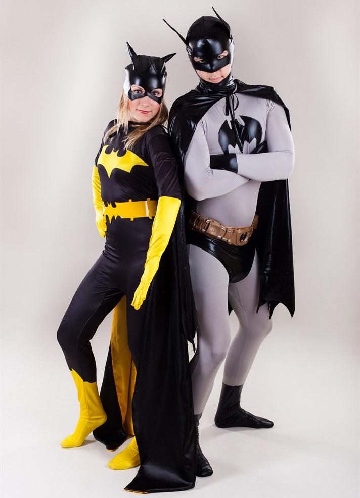 Superhjältarna