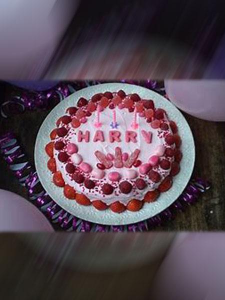 Medhavd tårta