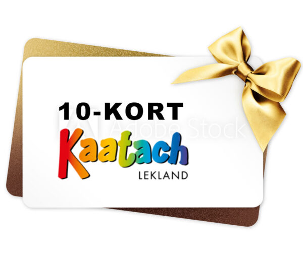 Kaatach presentkort